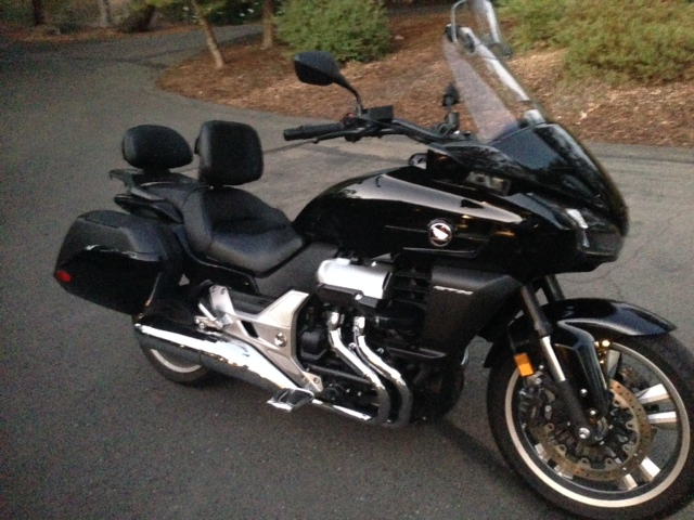 Tall Windshield Ride Along Page 3 Honda Ctx1300 Forum