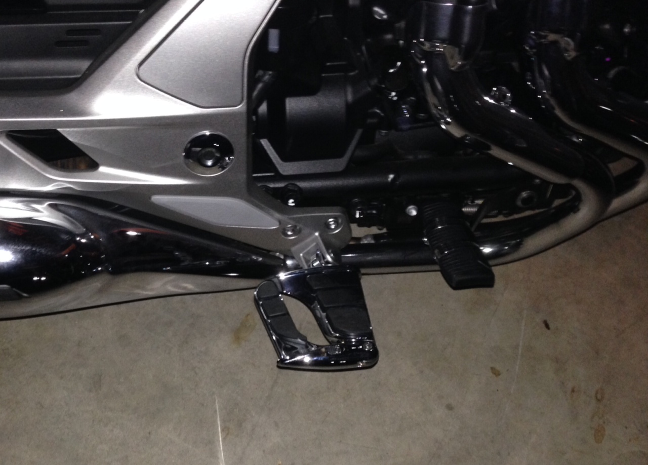 SwingWing Pegs - Honda CTX1300 Forum
